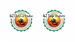 42 Tage Indien - Logo